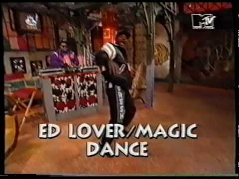 Ed Lover Magic Dance
