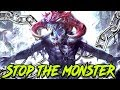 When the enemy cant stop this MONSTER, teammates need to help 😈 Cho'Gath Season 9 League of Legends