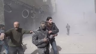 More than 200 killed, including children, in Syria over last 2 days