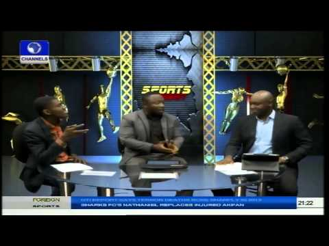Sports Tonight: Super Eagles Seek To Seal Spot In E.Guinea pt.2