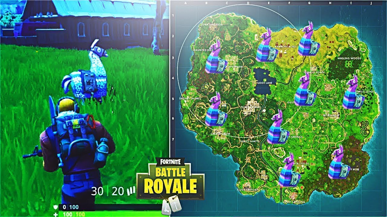 how to get a lame every game in fortnite