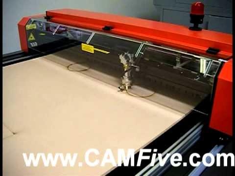 50 Watt Fiber Laser Engraver