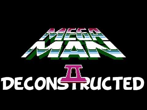 Megaman 2 - Dr. Wily's Castle - Deconstructed