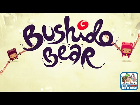 Bushido Bear - Do You Have The Spirit Of A Forest Guardian? (iOS/iPad Gameplay)