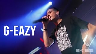 "G-Eazy ""Me, Myself & I"" Live on SKEE TV"