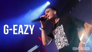 G-Eazy Me, Myself & I Live on SKEE TV