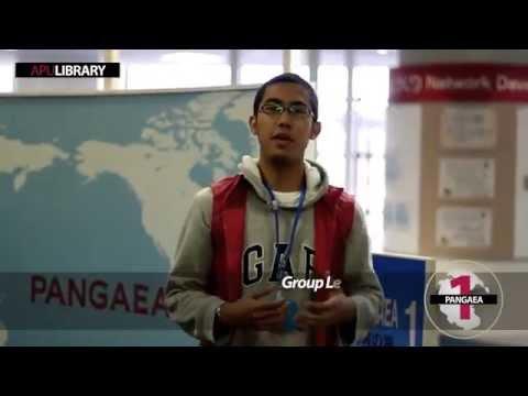 Ritsumeikan APU Library Introduction Video
