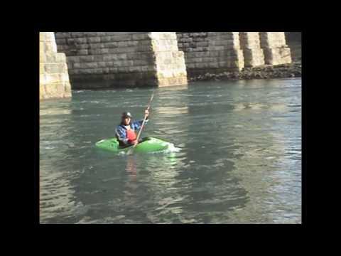 White Water Kayaking Basics