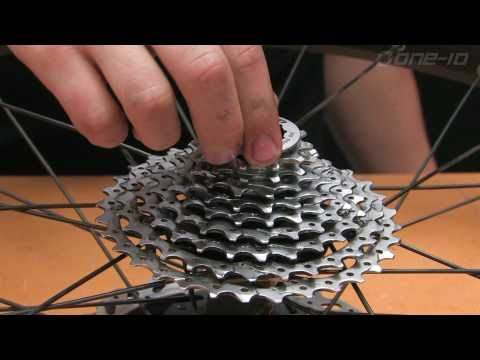 Replacing a Mountain Bike Cassette