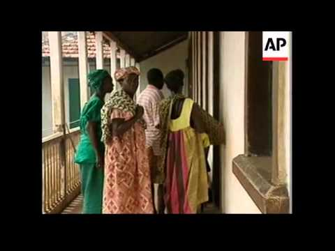 GUINEA BISSAU: FIGHTING BETWEEN GOVERNMENT & REBEL TROOPS SP
