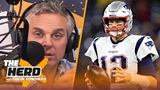 Colin Cowherd makes his 2020 NFL predictions ahead of tonight's schedule release | THE HERD