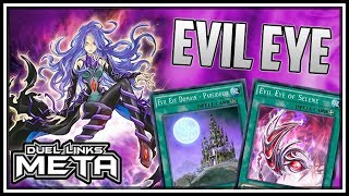 Evil Eye! Untargetable and Invincible! [Yu-Gi-Oh! Duel Links]