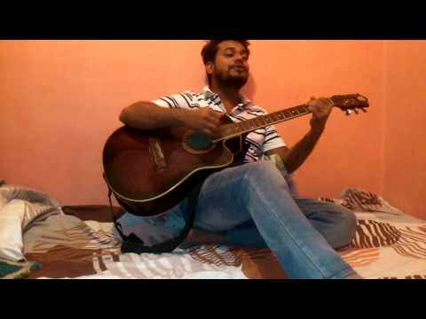 Main hoon hero tera unplugged cover by @meraj shaikh