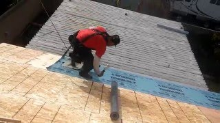 ROOF PREPARATION , try this method ...very effective and productive, how to be a good roofer.