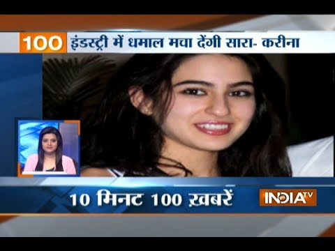 News 100 | 17th July, 2017 - India TV