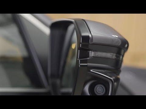 2018 Honda Civic Tips Tricks How To Use Honda Lanewatch Youtube