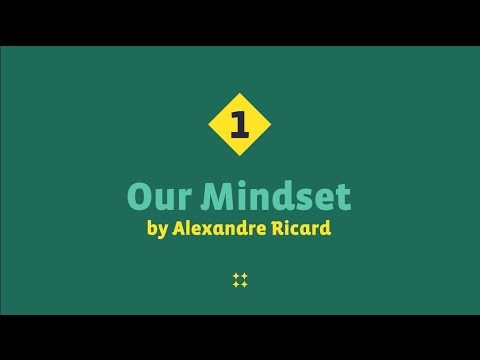 Annual Report 15/16   Our Mindset