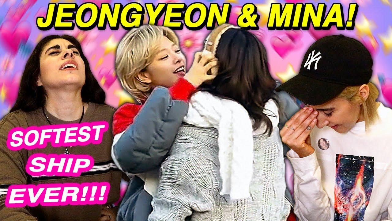 JEONGMI BREAKDOWN HOURS! 😭💔 (TWICE Jeongyeon and Mina Moments Reaction)