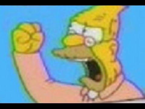 Old Man Yells at #GamerGate