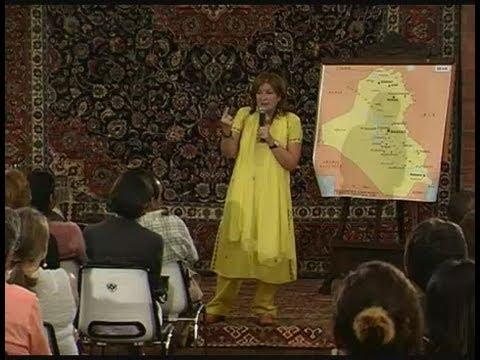 Diana Uribe - La Historia de Irak [Conferencia]
