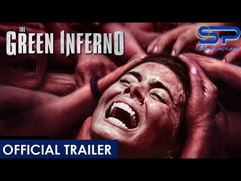 Download The Green Inferno Official Trailer 2014 Eli Roth Horror Movie HD