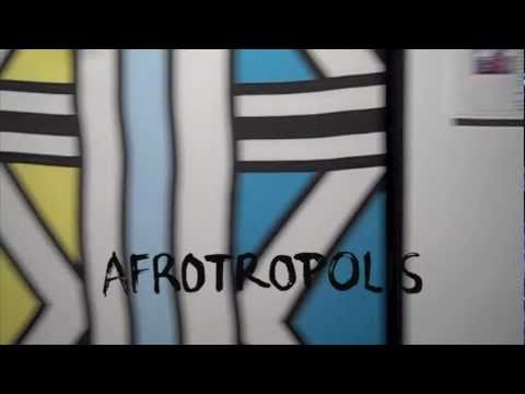 Chinedesign's Afrotropolis Show
