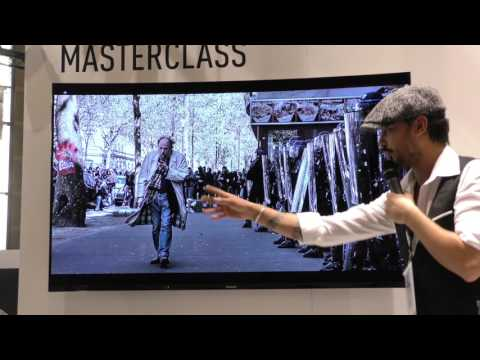 #1 Lumix Masterclass Salon de la photo 2016 - Olivier LAVIEL