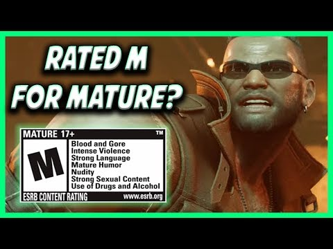 Will Final Fantasy 7 Remake Be Rated M For Mature?