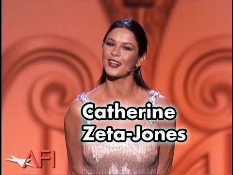 Catherine ZetaJones Sings & Performs For Michael Douglas