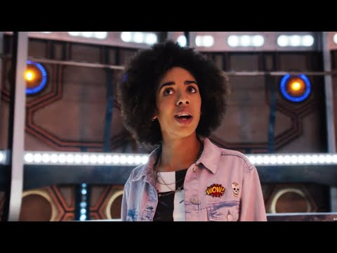 'It's Bigger On The Inside!' - Doctor Who: Series 10