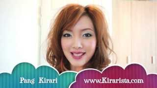 Kirari TV: TONI&GUY Hair Meet Wardrobe S/S '13 hair style [HD] Thumbnail
