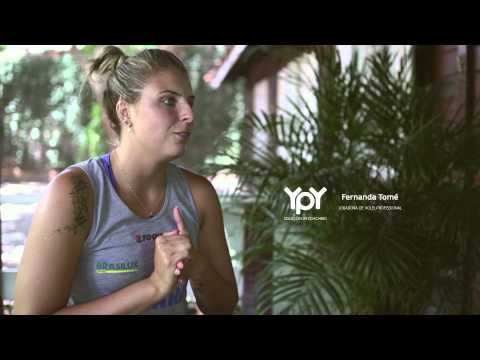 Coaching da YPY Soluções para Atletas de Alta Performance - Com Fernanda Tome