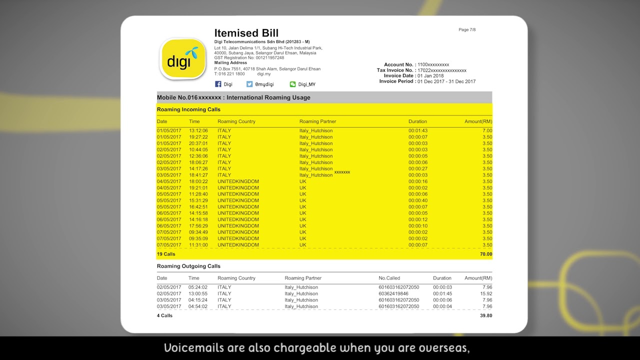 Harga Cat No Drop 2018 View Your Bill Digi Let S Inspire