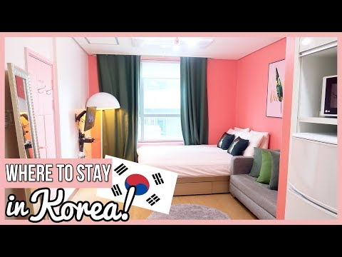WHERE TO STAY IN SEOUL | Cute AIRBNB Near Myeongdong (ROOM TOUR + TIPS)