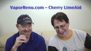 Juice Review - Cherry Limeade - Vapor Renu (vapor Renew)