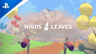 Winds & Leaves - Gameplay Trailer   PS VR