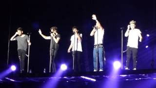 One Direction - Change My Mind Take Me Home Tour in Japan 2013.11.03