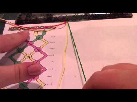 How To Make Friendship Celets Reading Friendship Celet Patterns