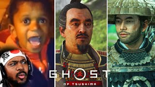YOU'RE NOT MY DAD | Ghost of Tsushima (Part 6)