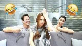 דברים מעצבנים שאחים עושים! עם רונית וג׳ונתן! | עמנואל לוי