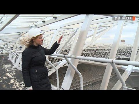 Видео, Лужники к ЧМ-2018 когда появятся кресла и умный газон