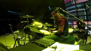 """Download Drummer Rich Redmond performs """"Dirt Road Anthem"""" with Jason Aldean at The Houston Rodeo 2014! Mp3 and Videos"""