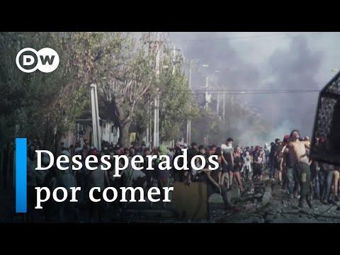 Chile regresa al confinamiento y al hambre