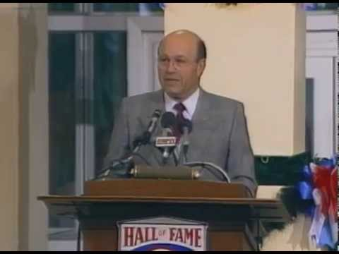 Joe Garagiola 1991 Ford C Frick Award Speech