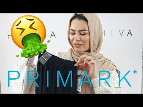 MODEST DOESN'T MEAN BORING! IS PRIMARK MODEST? HABIBA DA SILVA