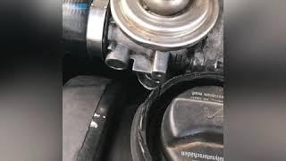 suppression de la vanne EGR sur un moteur ASV TDI 110 (mk4)