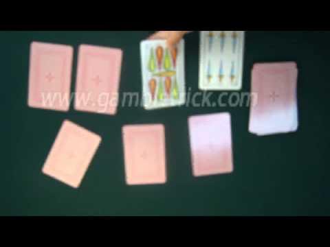 Fournier No.1-2-Как делать крапленые карты?
