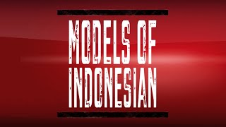 Promoting & Support our Indonesian Talents & Models