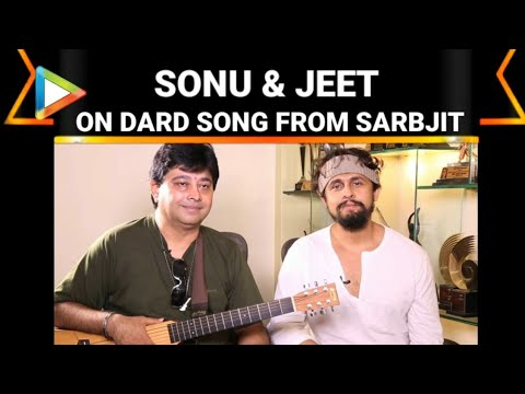 Sonu Nigam | Jeet Gannguli | Dard | Rapid Fire | Full Interview