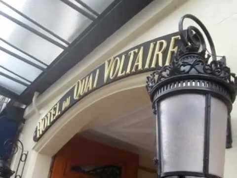 Hotel du Quai Voltaire - Paris MVI 0441